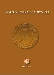 Politechnika dla biznesu : Wydział Elektrotechniki i Informatyki