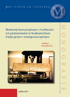 Materiały kompozytowe i możliwości ich zastosowania w budownictwie tradycyjnym i energooszczędnym