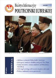 Biuletyn Informacyjny Politechniki Lubelskiej nr 36 - 2(36)2014