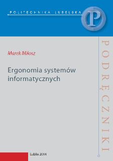 Ergonomia systemów informatycznych