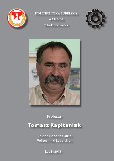 Profesor Tomasz Kapitaniak : Doktor Honoris Causa Politechniki Lubelskiej
