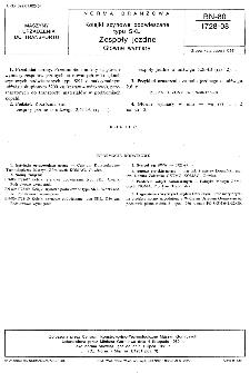 Kolejki szynowe podwieszane typu SKL - Zespoły jezdne - Główne wymiary BN-80/1728-08