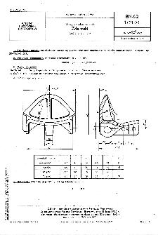 Urządzenia i sprzęt do eksploatacji złóż gazu ziemnego - Oddzielacze dwufazowe BN-72/0486-05