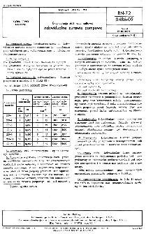 Eksploatacja złóż ropy naftowej - Indywidualne żurawie pompowe BN-72/0486-09