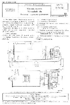 Wiercenia obrotowe - Mieszalniki iłu - Parametry i wymagania podstawowe - Parametry i wymagania podstawowe BN-73/1784-02