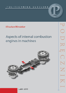 Aspects of internal combustion engines in machines