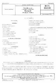 Narzędzia ręczne o napędzie elektrycznym - Skrobarki - Wymagania i badania BN-75/4545-08
