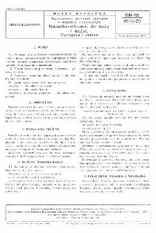 Wyposażenie wiertarek ręcznych o napędzie elektrycznym - Nasadki ostrzałki do noży i nożyc - Wymagania i badania BN-89/4545-20